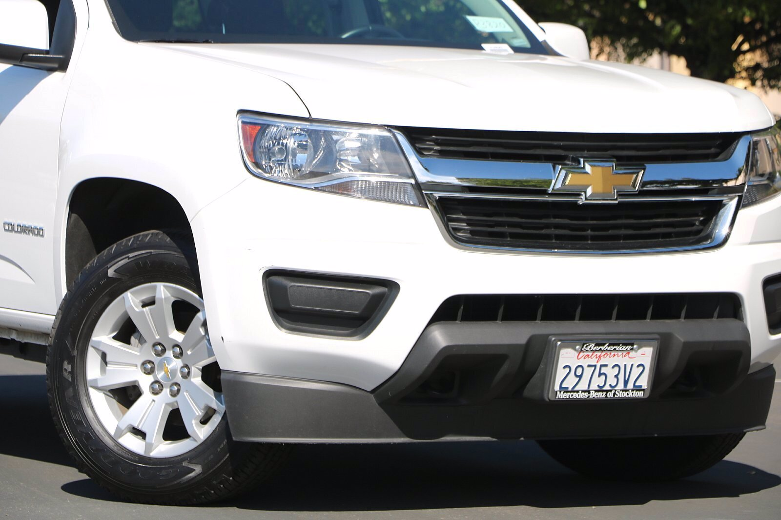 Pre-Owned 2020 Chevrolet Colorado 4WD LT