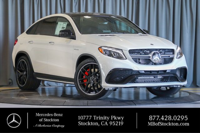 New 2019 Mercedes Benz Gle Amg Gle 63 S Coupe In Stockton 5745