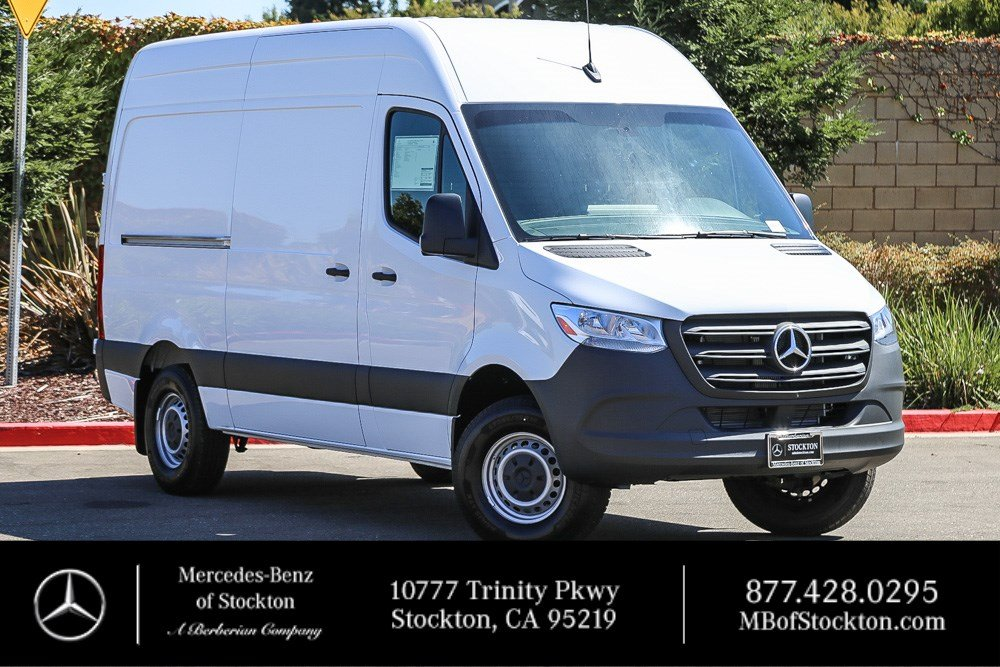 New 2019 Mercedes-Benz Sprinter Cargo Van Standard Roof I4