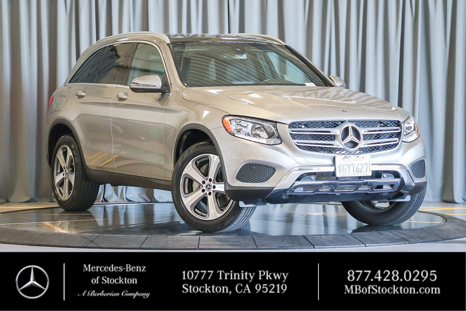 Pre-Owned 2019 Mercedes-Benz GLC 300