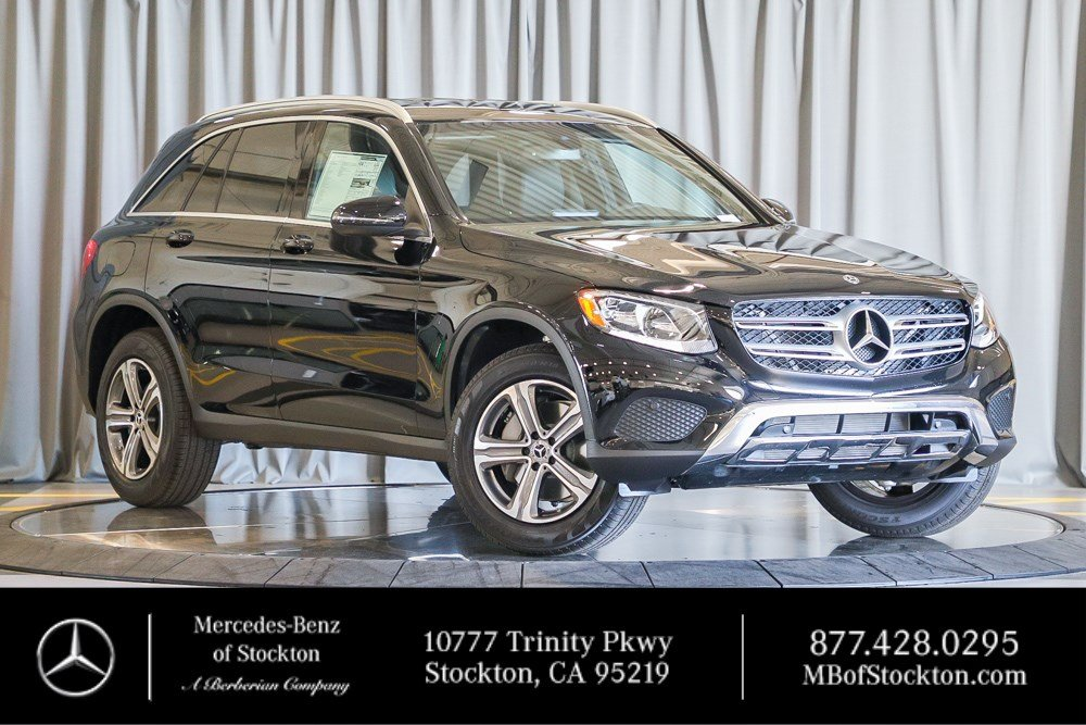 New 2019 Mercedes-Benz GLC 300 RWD SUV