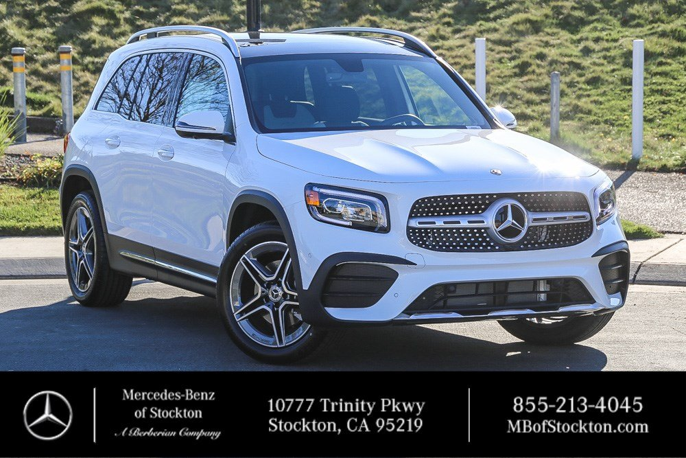 New 2020 Mercedes-Benz GLB 250 AWD
