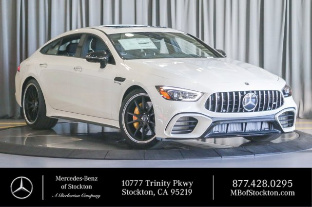 New 2019 Mercedes-Benz AMG® GT 63 AWD 4MATIC®