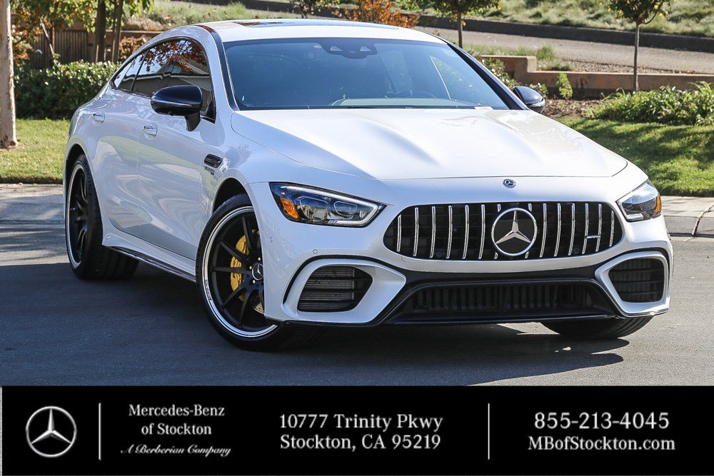 Certified Pre-Owned 2019 Mercedes-Benz AMG® GT AMG® GT 63