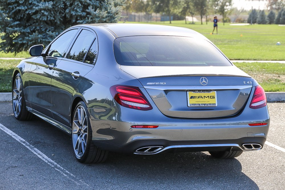 Certified Pre-Owned 2018 Mercedes-Benz E-Class AMG® E 43
