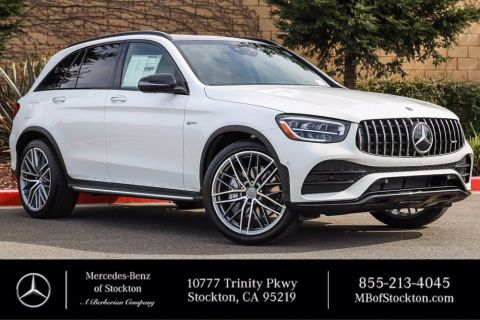New 2020 Mercedes-Benz GLC AMG® GLC 43 AWD 4MATIC®