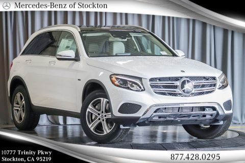New 2019 Mercedes-Benz GLC 350e AWD 4MATIC®