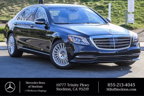 New 2020 Mercedes-Benz S 560 AWD 4MATIC®