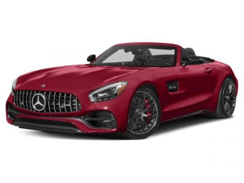 Certified Pre-Owned 2018 Mercedes-Benz AMG® GT AMG® GT